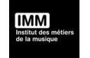 Institut des Métiers de la Musique | IMM